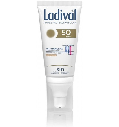 Ladival 50 Fleck Farbe Touch Dry 50 ml
