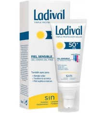 Ladival 50 Pele Sensível Gel Creme 75 ml