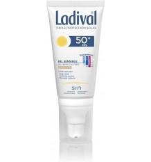 Ladival 50 Gel-Creme-Farbige Haut, die Empfindlich oder Allergisch 50 ml