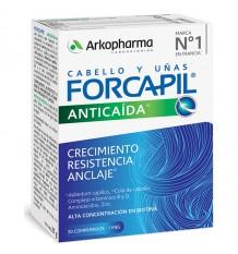 Forcapil Anticaida Cabello 30 Comprimidos