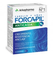Forcapil Anticaida Hair 30 Tablets