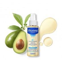Mustela-Baby-Massage-Öl 100 ml