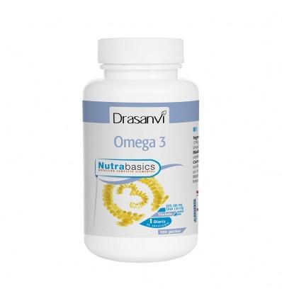 Nutrabasics Omega 3 1000 mg 100 Beads