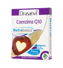 Nutrabasics Coenzyme Q10 30 Capsules