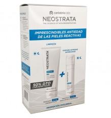 Neostrata Wiederherstellung Serum anti-rötung 29g + Gesichtsreiniger 200 ml