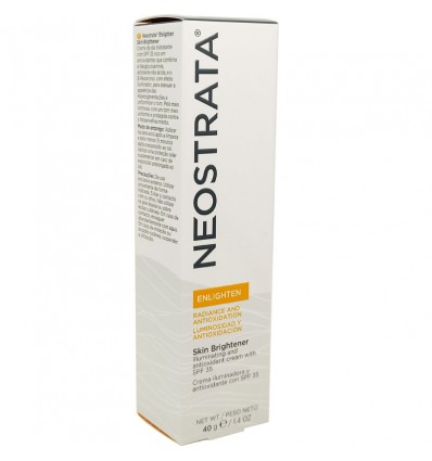 Neostrata Enlighten Crema Iluminadora Antioxidante 40g