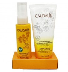 Caudalie Sun Spray 50 75ml + After sun 75ml