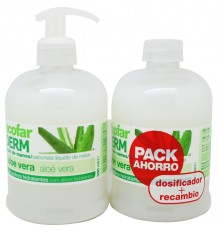 Acofarderm hand soap Aloe Vera Duplo 1000 ml