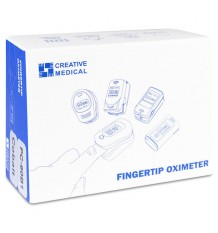 Pulse Oximeter Creative Medical Pc 60A
