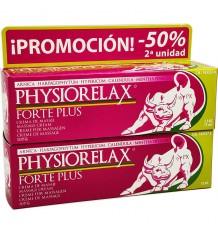 Physiorelax Forte 75ml + 75ml Duplo economies