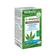 Arkocapsulas Cannabis Sativa 45 Capsules