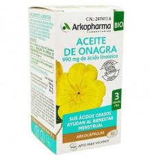 Arkocapsulas Nachtkerzenöl 50 Kapseln Bio