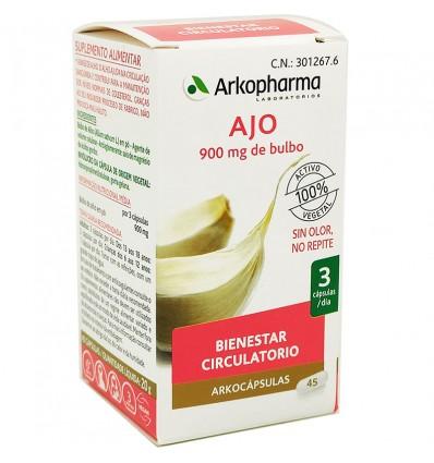 Arkocapsulas Garlic 45 capsules