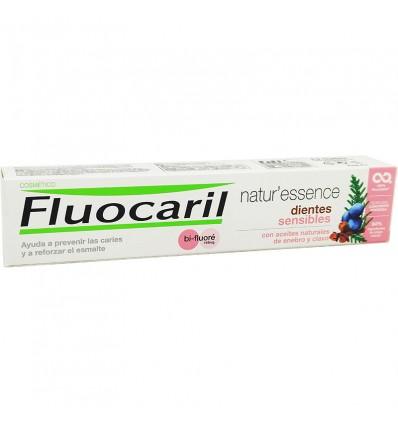 Fluocaril Natur Essence dentes sensíveis 75ml