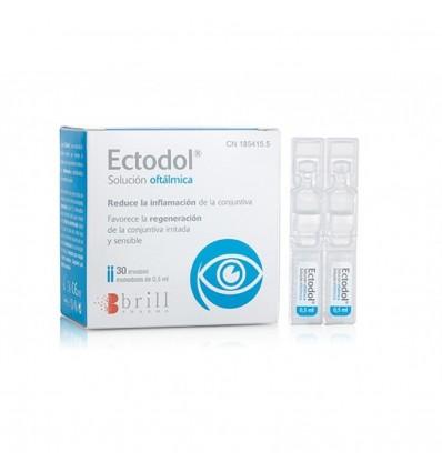 Ectodol Solucion Oftalmica 30 Monodosis