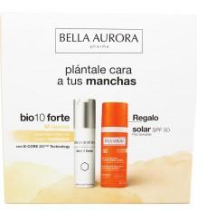 Bella Aurora Bio10 Forte M-Lasma 30ml + Solaire Spf50 Protect 50ml