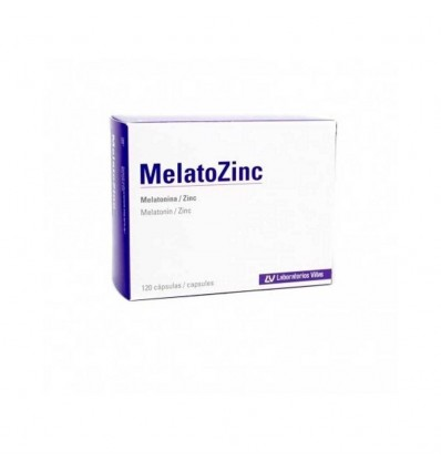 Melatozinc 120 Cápsulas