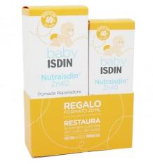 Nutraisdin Zn40 Réparation Pommade 50 ml + 20 ml Cadeau