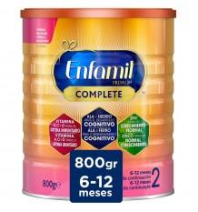 Enfamil 2 Complete 800 gramos