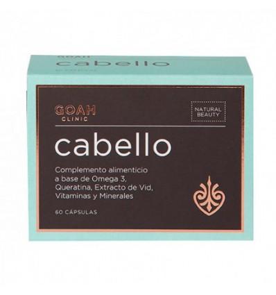 Goah Clinic Hair 60 Capsules