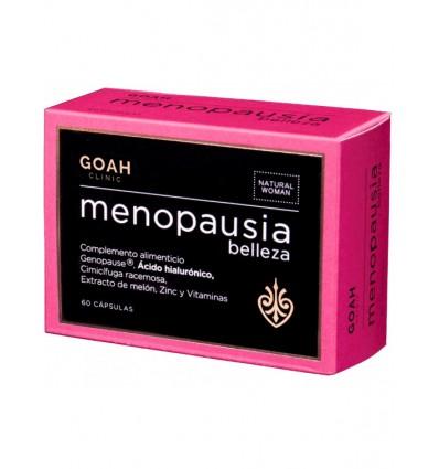Goah Clinic Menopausia 60 Capsulas