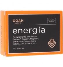 Goah Clinique Energia 60 Capsules