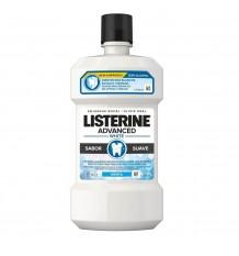 Listerine Advanced White Sabor Suave 500 ml