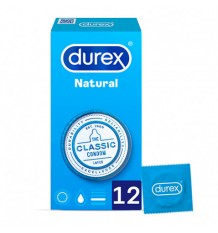 Durex Preservativos naturais 12 peças