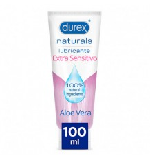 Durex Naturals Aloe Vera Lubrifiant Extra Sensible 100ml