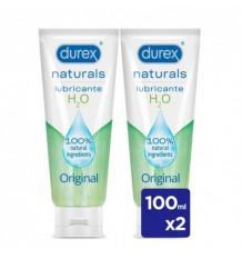 Durex Naturals Intimate Gel Duo 2x100ml