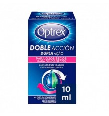 Optrex Double Action Dry Eyes 10ml