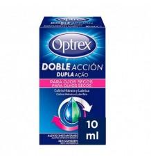 Optrex Double Action Yeux Secs 10ml