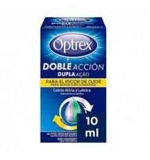 Optrex Dupla Ação coceira nos olhos 10ml