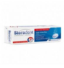 Nettoyant Triple Action Steradent 60 Pilules