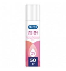 Durex Intima Protect Gel Équilibrant Prébiotique 2 en 1 50gr