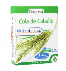 Cola Caballo 30 Capsulas Nutrabasicos Drasanvi