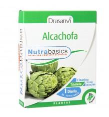 Artichaut 30 Gélules Nutrabasic Drasanvi