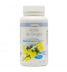 Onagra Aceite 110 Perlas 500Mg Nutrabasicos Drasanvi