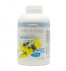 Onagra Aceite 450 Perlas 500Mg Nutrabasicos Drasanvi