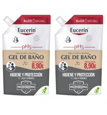 Eucerin Ph5 Gel Baño 400 ml Duplo Pack