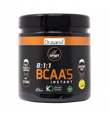 Bcaa + Glutamine Lemon 275g Sport Live Drasanvi