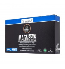 Magnesiumcitrat Fläschchen 7 Fläschchen 25ml