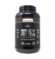 Protéine de Lactosérum Isolée Double Chocolat 2,2 kg Sport Live
