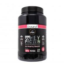 Whey Protein Isolado iogurte morango 800g Esporte Ao Vivo