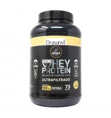 Isolat de Protéines de Lactosérum Vanille 2,2 kg Sport Live