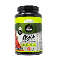 Vegetable Protein Raspberry Flavor 600G Sport Live Drasanvi