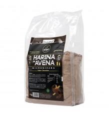 Harina Avena Sabor Chocolate 1Kg Sport Live Drasanvi