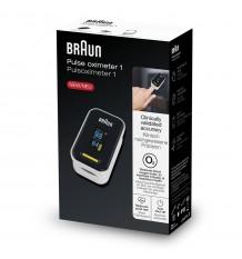 Braun Oxymeter 1 Pusioximetro