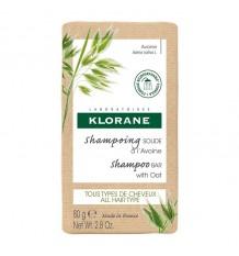 Klorane Solid Oat shampoo 80g