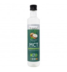 Aceite Mct Coco 500ml Keto Drasanvi